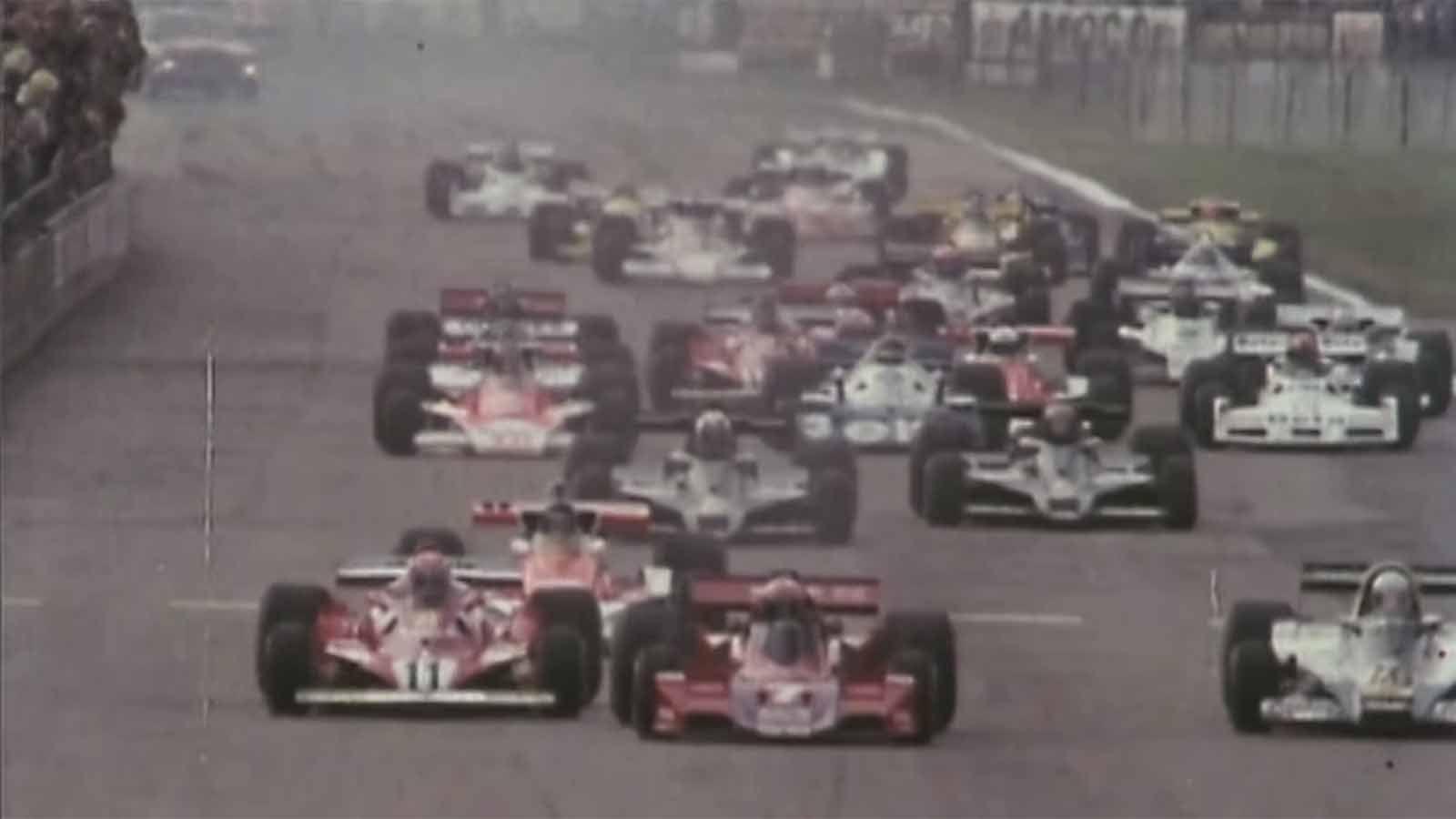 Mclaren Formula 1 Gilles Villeneuve And Mclaren
