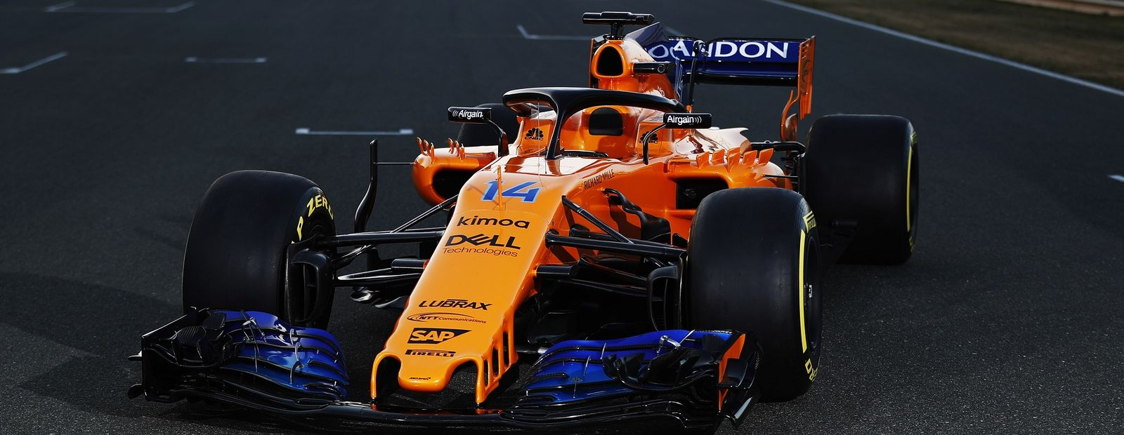 McLaren MCL33 Technical Specification