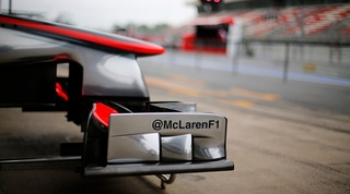 New @McLarenF1 Twitter handle marks a new digital era
