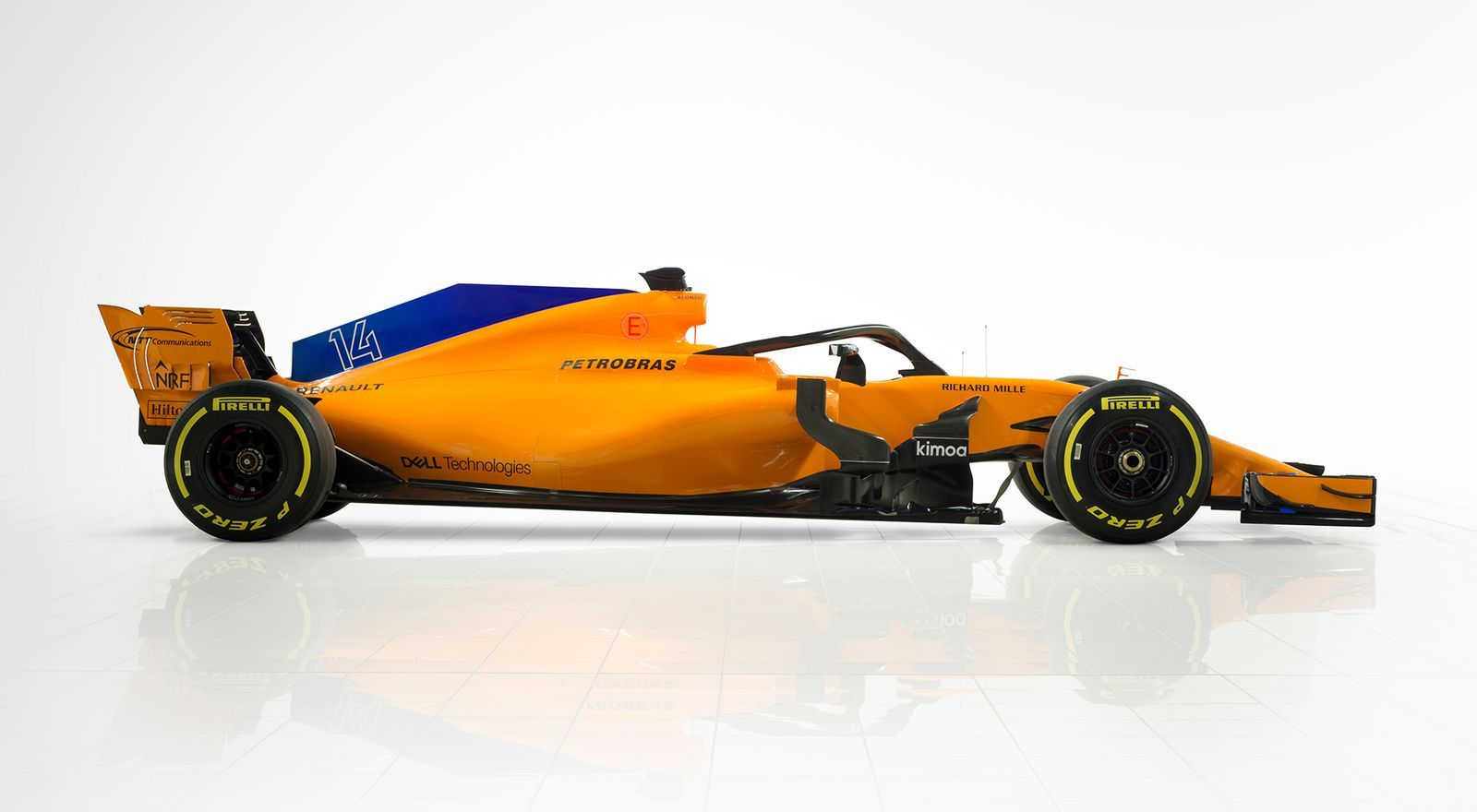 mclaren formula 1 mclaren unveils striking 2018 challenger the mcl33. Black Bedroom Furniture Sets. Home Design Ideas