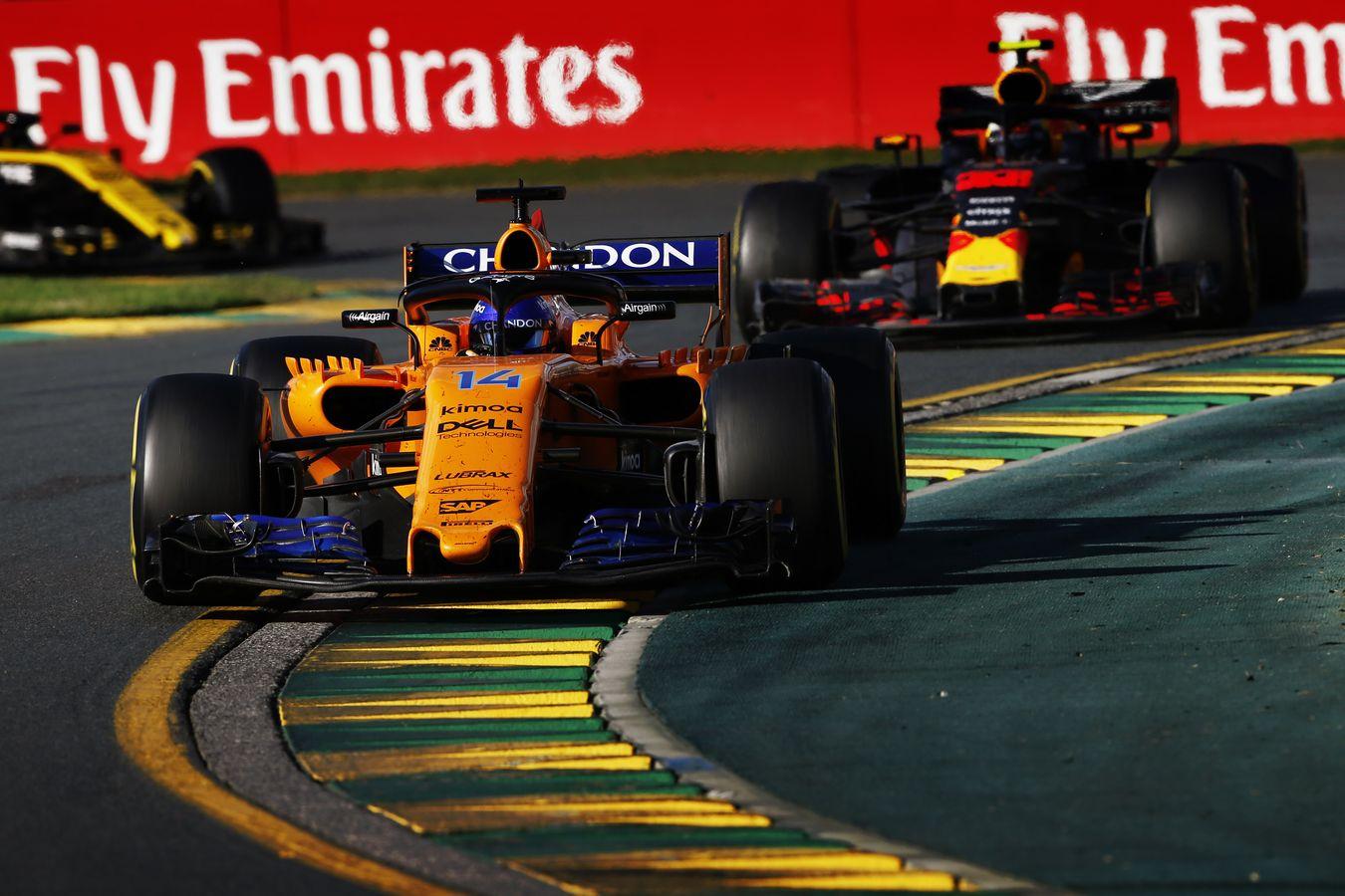 Volvo Trucks Canada >> McLaren Formula 1 - 2018 Australian Grand Prix