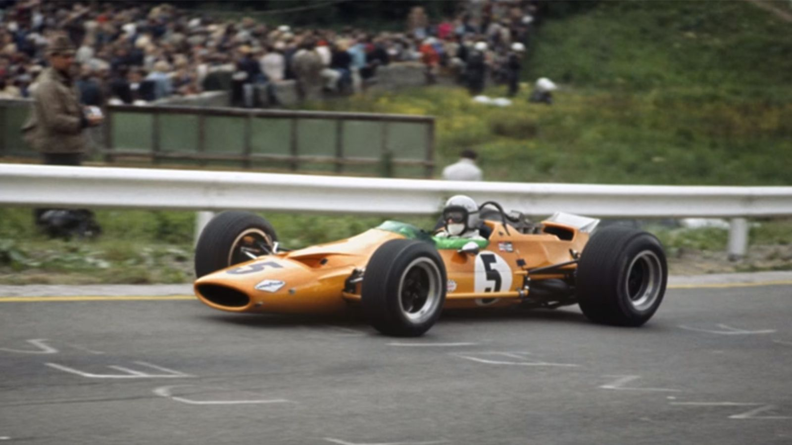 Victory Automotive Group >> McLaren Formula 1 - Commemorating Bruce McLaren's 80th Birthday